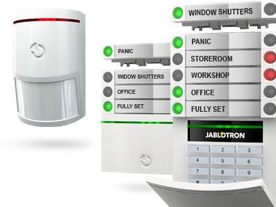 Jablotron Alarms