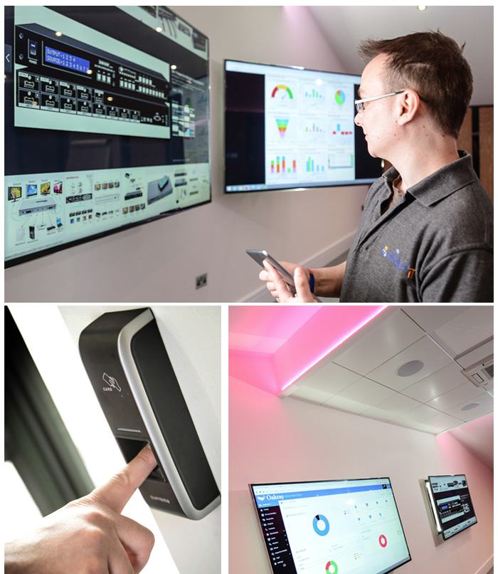 Smart Technology for Businesses in Hertfordshire